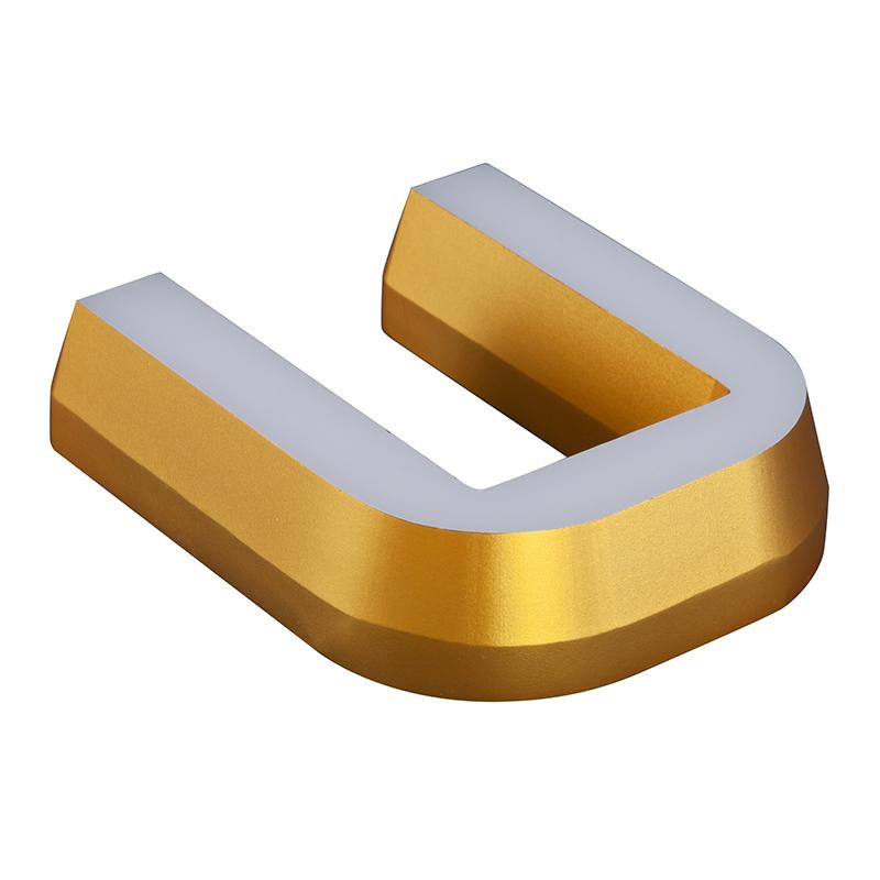 mini acrylic letter sign